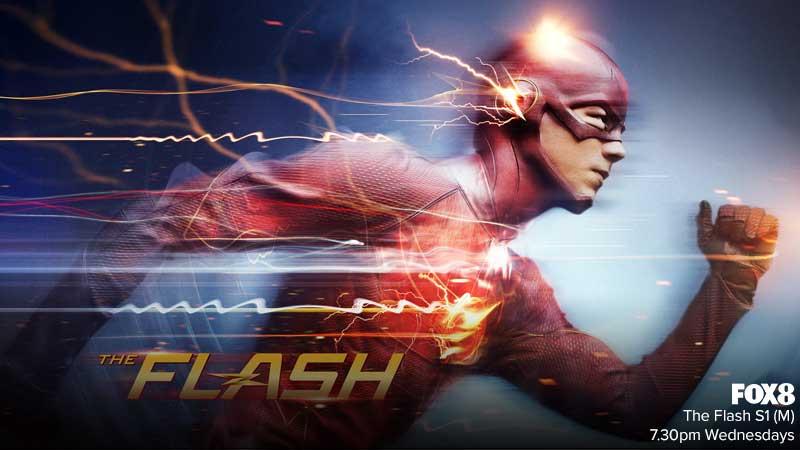 The Flash Stream English
